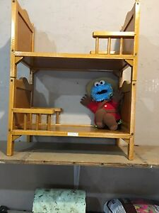 1980 baby doll bunk beds