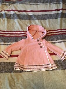 9 month baby poncho