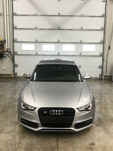 2015 Audi S5 3.0 v6 supercharged 6 speed