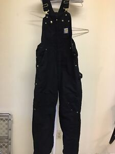 Carhart insulated coveralls