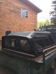 Truck Canopy and Bedliner