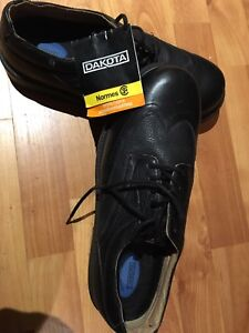 Dakota Safety shoes for work and Sorel