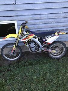 09 Suzuki RMZ 250
