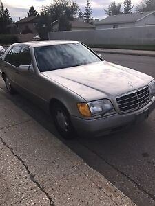 1992 Mercedes Benz for sale!