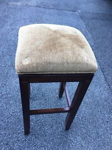Bar stools 4 in all