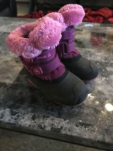 Kamik toddler winter boots