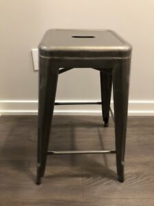 Counter Height Stool - Tolix Reproduction