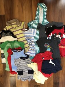 Baby Boy Summer Clothing Lot 6-9 months