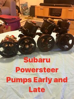 Subaru Power Steer Pumps