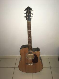 Jammin 6 string acoustic guitar