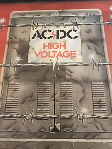 AC/DC High Voltage, rare first pressing Richmond Clarence Area Preview
