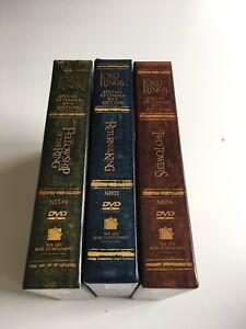 Coffret DVD Trilogie Seigneur des anneaux