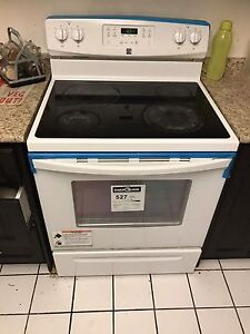 Kenmore ceramic glass smoothtop electric stove for sale