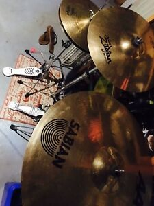 High end cymbals