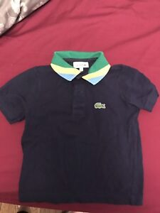 Lacoste polo  2T