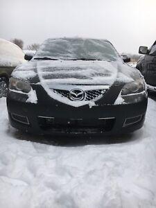 2009 Mazda 3 2.0L