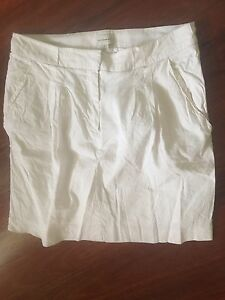 Witchery white skirt Valentine Lake Macquarie Area Preview