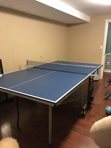 Brand new tennis table for sale