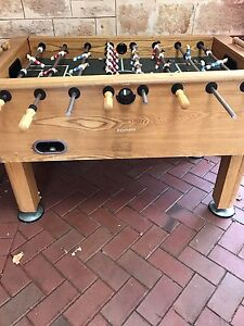 Foosball / Soccer Table Nailsworth Prospect Area Preview