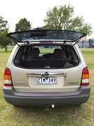 Mazda Tribute 2001>>RWC ++ 8 month REGO<<4 NEW TYERS & AUTO&190,000 km East Melbourne Melbourne City Preview