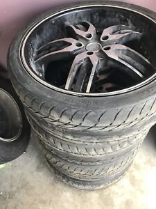 """22"""" tires for sale"""