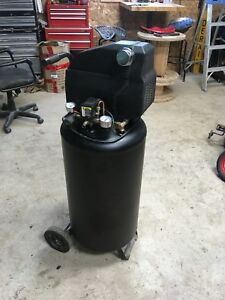 26 gallon master craft air compressor