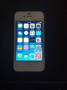 iPhone4 16gb work excellent and unlocked!!!!!