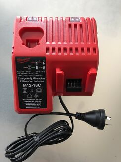 Milwaukee M12-18C Battery Charger Brand New