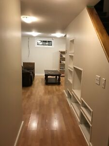 Large Basement for rent in beautiful shared house