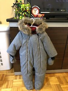 Brand new baby snow suit