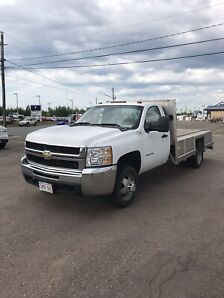 **REDUCED** 2010 Chevrolet Silverado 3500HD Flat Bed
