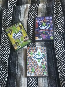Sims 3 et extensions