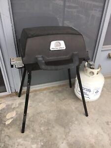 Porta Chef Portable BBQ (Black) - Propane Tank included