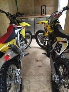 New prices Two bikes for sale