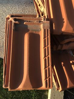 Bristile clay roof tiles
