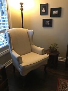 Accent Wingback Chair