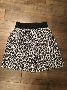 Mendocino cheetah skirt
