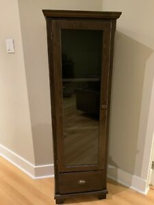 Wooden Glass Cabinet/Display Case