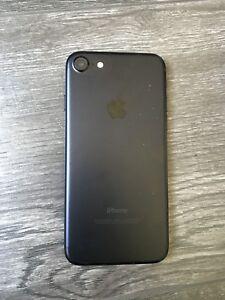 Black iPhone 7 128GB