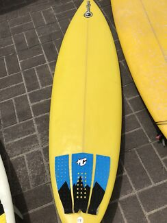 "6'8"" Sam Egan Surfboard - excellent condition"