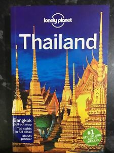 Lonely Planet Thailand Engadine Sutherland Area Preview