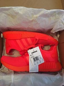 Adidas nmd r1 red Macdonald Park Playford Area Preview