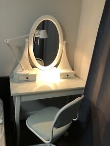 Moving sale**Dressing table & swivel chair