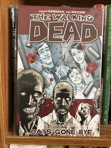 Walking Dead Trade Paperback Collection