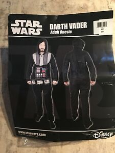 Adult darth Vader small/med costume