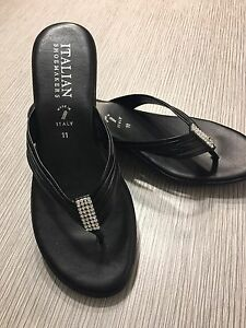 Italian shoe maker size 11 dressy sandals. NEW
