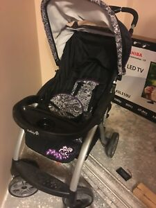 Safety 1st stroller & car seat combo