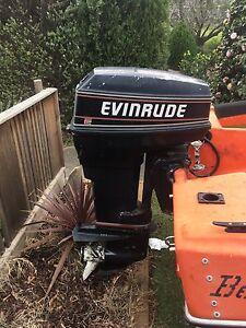 Evinrude 40hp outboard Cheltenham Kingston Area Preview