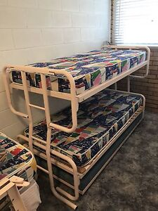 Triple Bunk Beds (x2) Samford Valley Brisbane North West Preview
