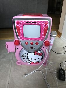 Children's karaoke machine
